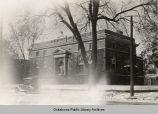 Oskaloosa Public Library, circa 1930; Mahaska County; Iowa