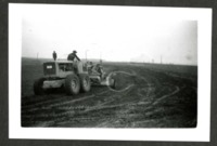 Plowing Farmland