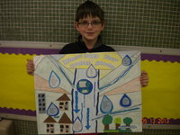 Henry County Soil and Water Conservation District Poster Contest, 2013