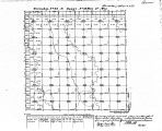 Iowa land survey map of t092n, r013w
