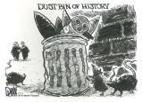 Dust bin of history