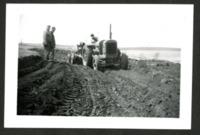 Plowing Farmland