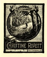 Christine Rivett Bookplate