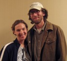 Courtney Cable and Stephen Cable interview about the Midwest floods of June 2008, Coralville, Iowa, October 9, 2008