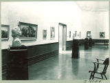 Exhibition in the Art Building, the University of Iowa, May 30, 1940