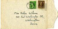 Envelope postmarked from Newport, RI