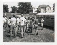 1970s UNI students on a tour