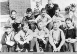 Oskaloosa Boys Baseball Team-Oskaloosa Herald Sponsor, circa 1940; Mahaska County; Iowa