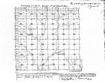 Iowa land survey map of t090n, r047w
