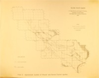 Skunk River Basin Maps, 1987