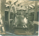 Old Capitol interior bell, The University of Iowa, 1920s