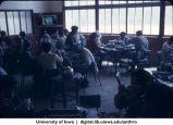 Lunch time, Shinkyo commune, Nara-ken, April 1965