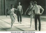 Dance students, The University of Iowa, 1938
