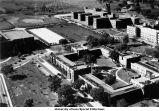 Quadrangle residence hall, The University of Iowa, 1930s