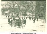 Playground, The University of Iowa, 1930s