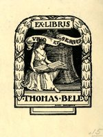 Thomas Bell Bookplate
