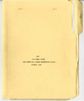Cass County Soil Conservation District Annual Report - 1995