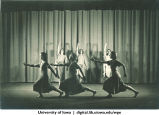 Dance performance, The University of Iowa, 1939