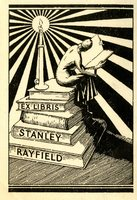 Stanley Rayfield Bookplate