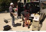 Saving library materials, The University of Iowa, June 13, 2008