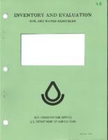 1973 Wetland Wildlife Habitat Inventory