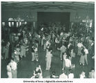 Dance at Iowa Memorial Union, The University of Iowa, October 7, 1950