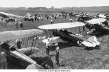 Air Field Good Will Tour, Iowa City, Iowa, June 25, 1929