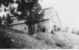 """""""The Herald"""" Mine in Sugar Loaf district, Colorado, late 1890s or early 1900s"""