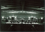 University orchestra playing at the Iowa Memorial Union, The University of Iowa, November 14, 1956