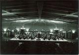 University orchestra playing at the Iowa Memorial Union, The University of Iowa, November 14, 1956