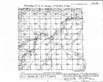 Iowa land survey map of t073n, r024w