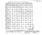 Iowa land survey map of t097n, r005w