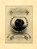 J.R. Cathcart Bookplate