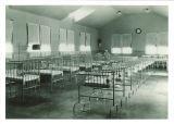 Child in pediatric ward, The University of Iowa, 1926