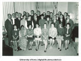 Group picture of foreign scholars, February 18, 1966