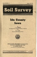 1939 Ida County soil survey