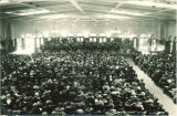 Orchestra concert in the Iowa Memorial Union, the University of Iowa, Februray 1928
