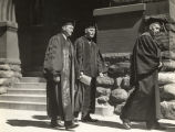 1937 Drake Commencement