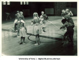 Children's gym class, The University of Iowa, 1930s