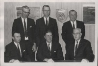 Warren County Commissioners and Assistant Commissioners - 1966.