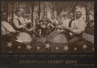 Garnavillo Cornet Band - 1901