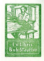 Bob Stauffer Bookplate