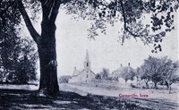 St. Peter Lutheran Church in Garnavillo, Iowa -1897
