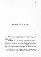 Auntie Bissel