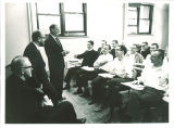 Lecture with George Forell, The University of Iowa, 1960s