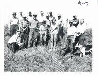 Conservation tour on Charles Kurt farm, 1969
