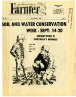 Soil and Water Conservation Week - September 14 - 20, 1980