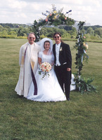 Joe Brandon -Kristy Knox Wedding