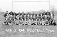 M. H. S. Football Team 1941