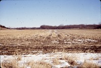 Simonsen-Rupp farmland in winter.